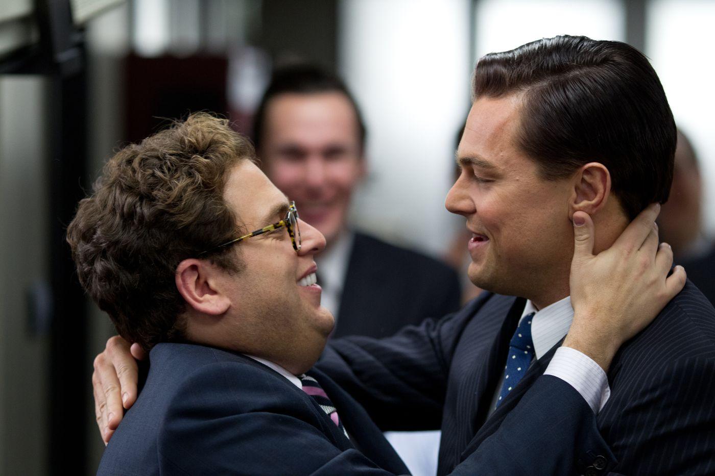 Cenas cômicas de O Lobo de Wall Street permitem mudança de categoria (photo by www.outnow.ch)