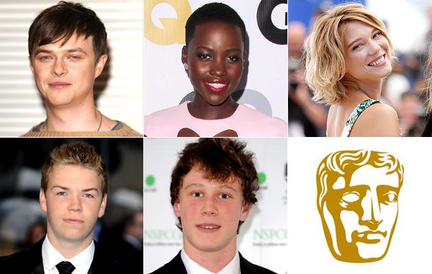 Indicados ao BAFTA Rising Star de 2014 (photo by www.empireonline.com)