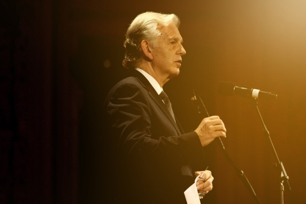 O compositor Bruce Broughton (photo by hollywoodinvienna.com)
