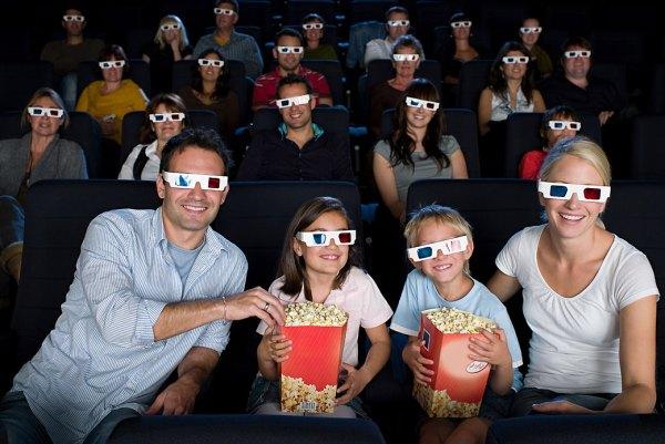 Que tal menos filmes em 3D em 2014? (photo by