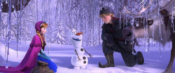 Frozen: Uma Aventura Congelante conquistou 2 prêmios e parte rumo ao Oscar (photo by www.outnow.ch)