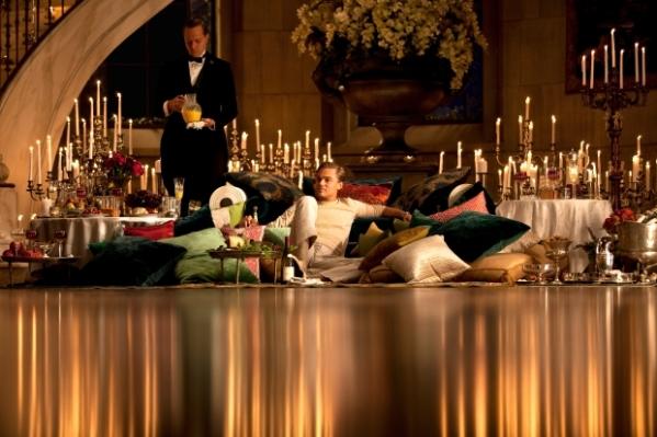 Trabalho excepcional de Catherine Martin em O Grande Gatsby (photo by www.cine.gr)