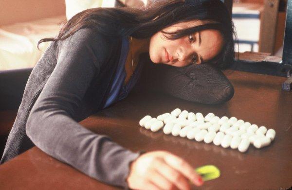 Catalina Sandino Moreno em Maria Cheia de Graça (photo by outnow.ch)