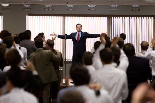 Leonardo DiCaprio volta a ser indicado ao Oscar com a ajuda de Martin Scorsese em O Lobo de Wall Street (photo by outnow.ch)