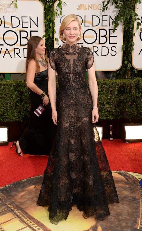 Cate Blanchett em Armani Prive