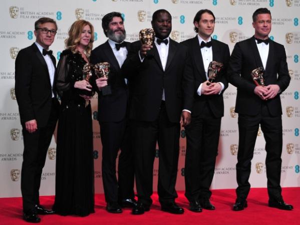 BAFTA de Melhor Filme para 12 Anos de Escravidão (photo by arts.nationalpostc