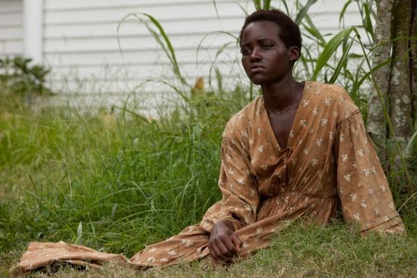Lupita Nyong'o em 12 Anos de Escravidão (photo by cine.gr)