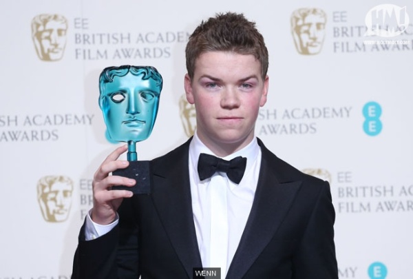 RISING STAR: WILL POULTER (photo by holymoly.com)
