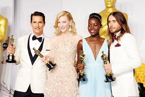 Sem surpresa NENHUMA: todos venceram o SAG Awards (fonte: fionagoddess)