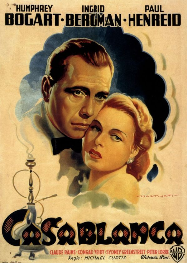 Casablanca, de Michael Curtiz