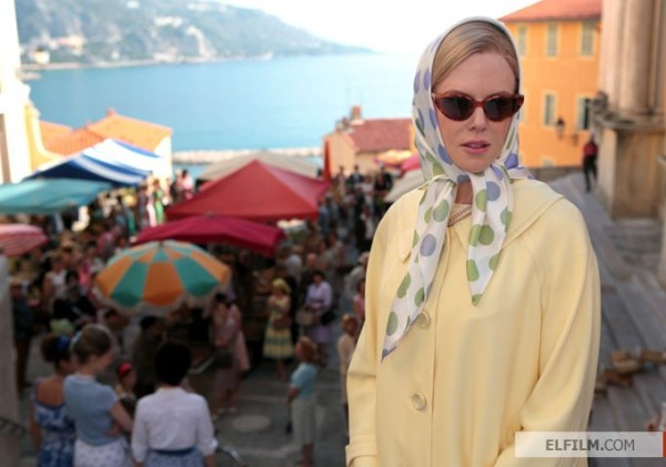 Nicole Kidman como Grace Kelly em Grace of Monaco (photo by elfilm.com)