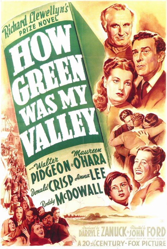 Como Era Verde Meu Vale, de John Ford