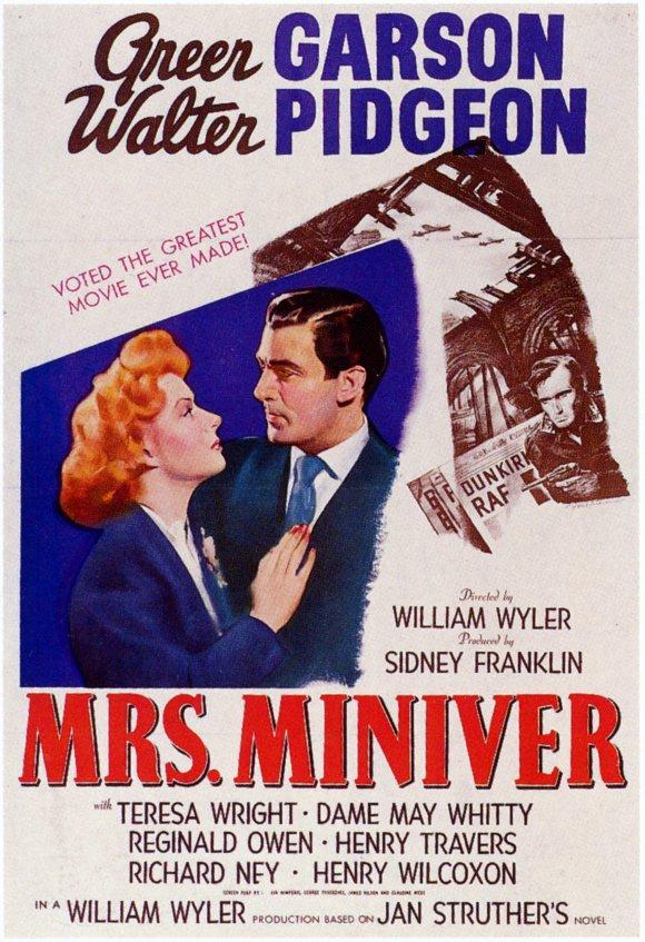 Rosa de Esperança, de William Wyler