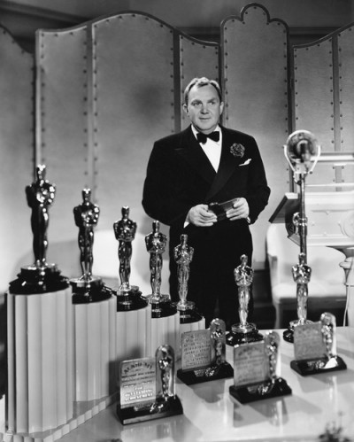 Thomas Mitchell: Vencedor do Oscar de coadjuvante por No Tempo das Diligências (photo by theacademy.tumblr.com)