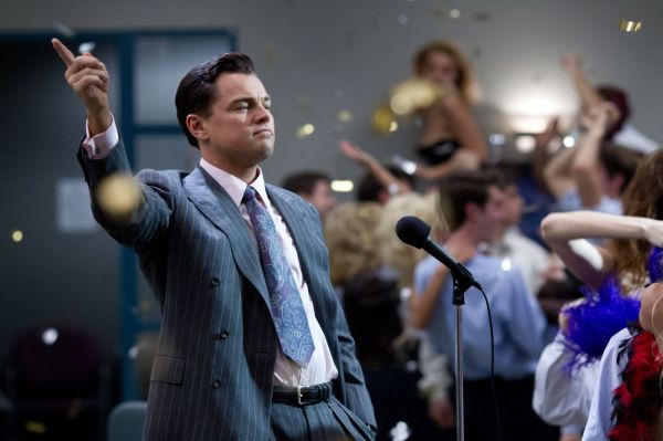O Lobo de Wall Street conquistou (photo by outnow.ch)