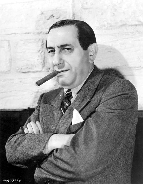Por suas contribuições artísticas para o Cinema, o diretor Ernst Lubitsch recebeu um prêmio honorário (photo by acertaincinema.com)
