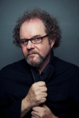 Film director Mike Figgis sits for a portrait in London, 12th August 2011.