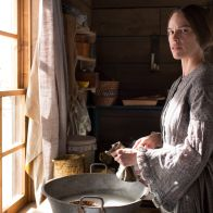 Hilary Swank (The Homesman) - photo by outnow.ch