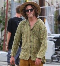 Joaquin Phoenix (Inherent Vice) - photo by xposure