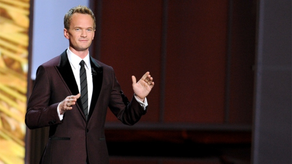 Neil Patrick Harris na última cerimônia do Emmy (photo by variety.com)