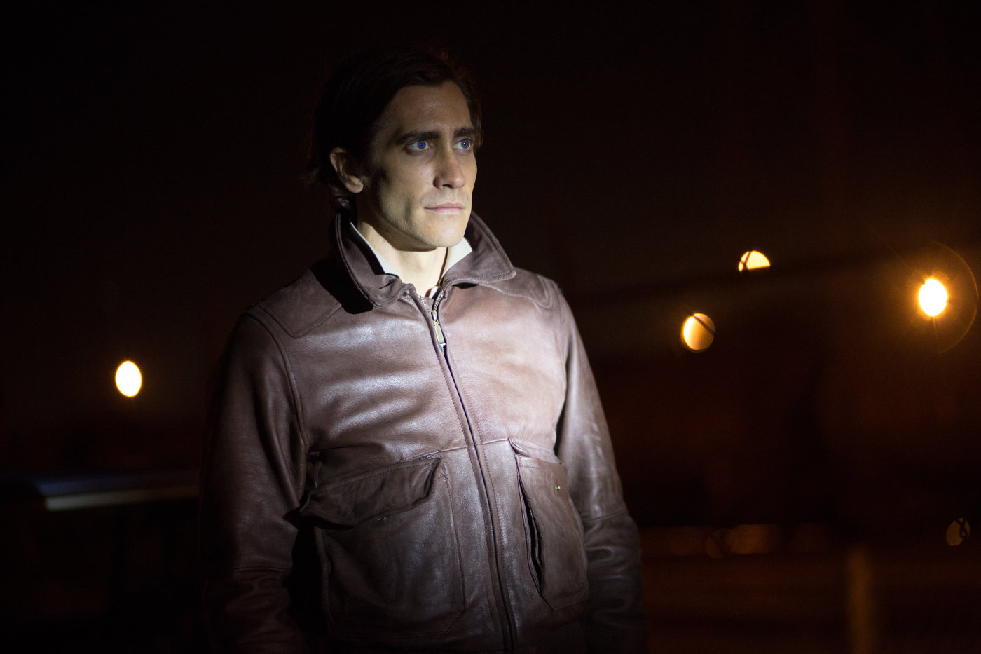 Jake Gyllenhaal (O Abutre) - photo by outnow.ch