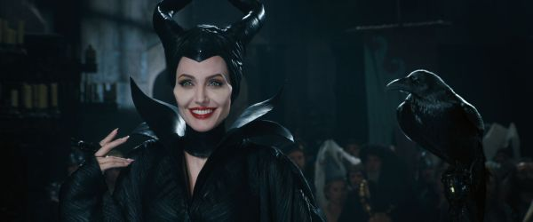 Angelina Jolie como Malévola (photo by outnow.ch)