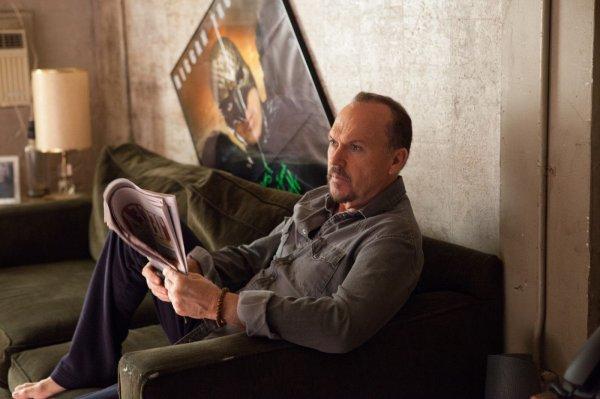 Michael Keaton conquista sua primeira indicação ao SAG Awards por Birdman (photo by outnow.ch)