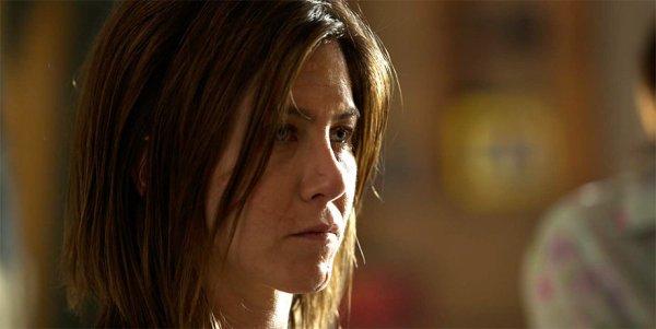 Com aparência mais desgastada, Jennifer Aniston conquistou sua primeira indicação ao SAG com atuação por cinema por Cake (photo by outnow.ch)