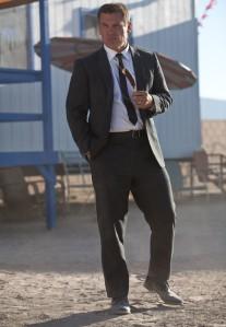 Josh Brolin obteve sua primeira indicação expressiva por Vício Inerente. (photo by elfilm.com)