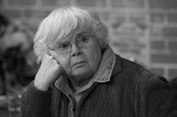 June Squibb em cena de Nebraska (photo by cinemagia.ro)