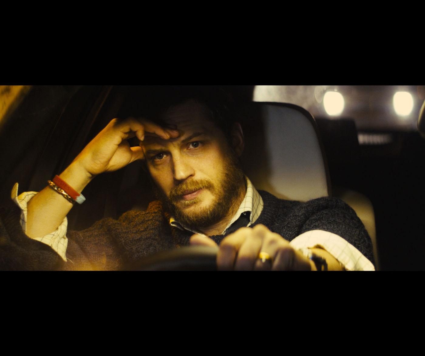 Tom Hardy no filme britânico Locke (photo by outnow.ch)