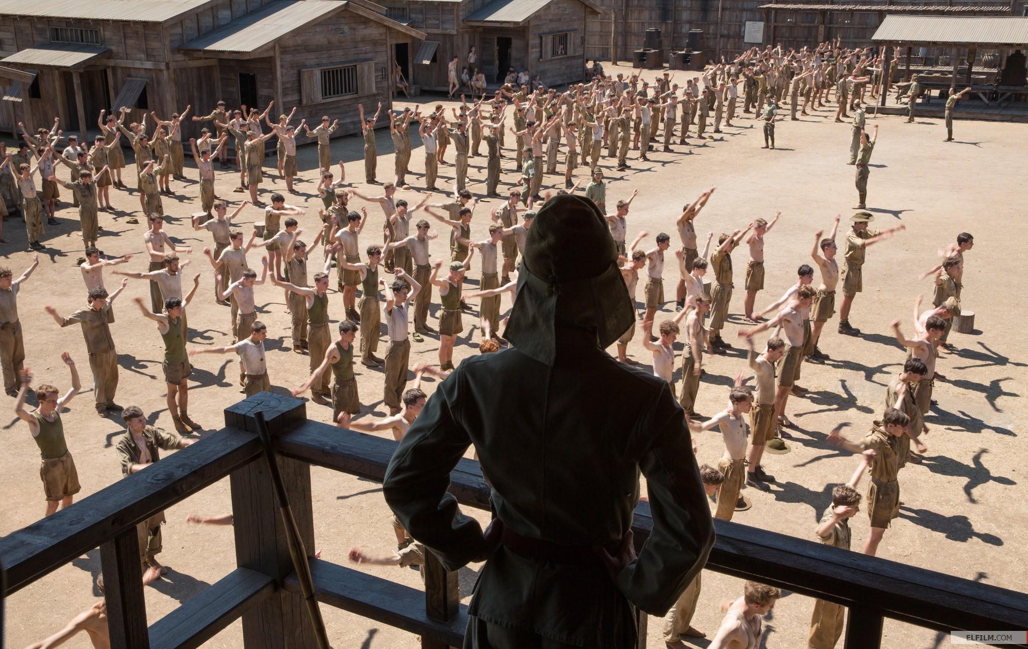 Cena de Invencível, segundo filme de Angelina Jolie como diretora (photo by elfilm.com)