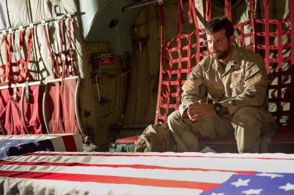 Novo filme de Clint Eastwood, Sniper Americano, consegue adentrar na festa da PGA (photo by outnow.ch)