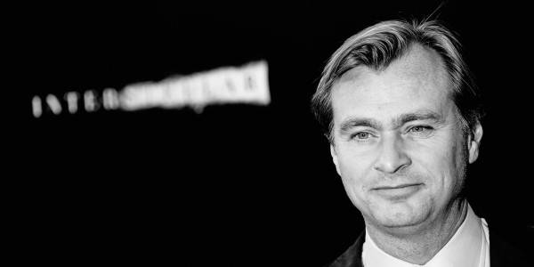 Homenageado pelo ADG, o diretor Christopher Nolan (photo by i.huffpost.com)