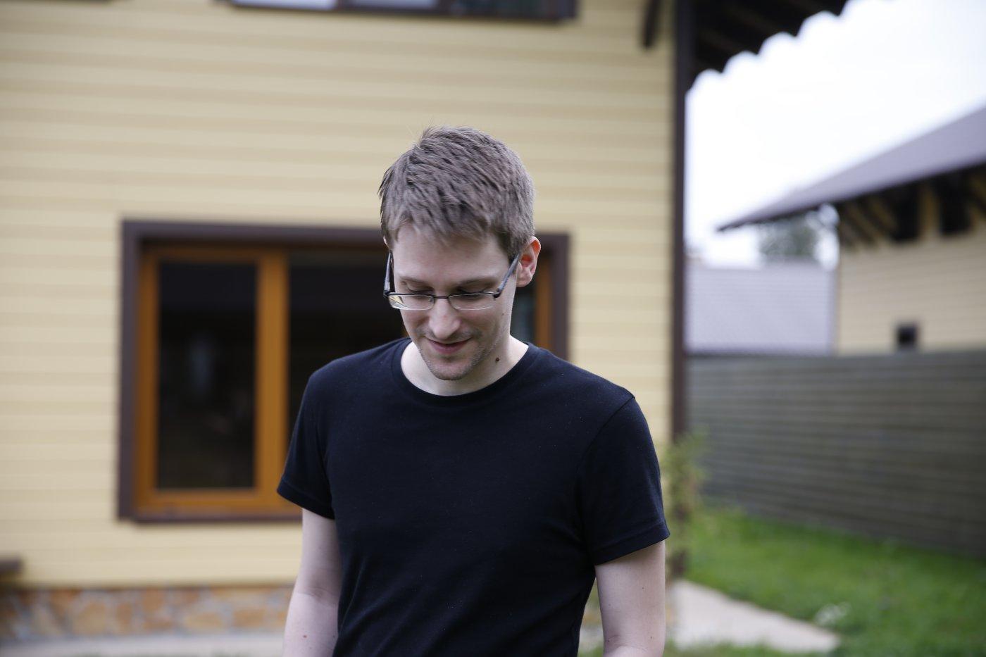 Edward Snowden em Citizenfour (photo by outnow.ch)