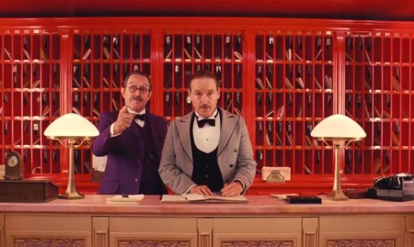 Direção de Arte de O Grande Hotel Budapeste entre os melhores trabalhos de 2014 (photo by cinemagia.ro)