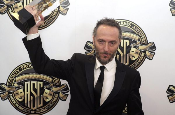 Emmanuel Lubezki ganha seu 4º ASC Award por Birdman (photo by nacion.com)