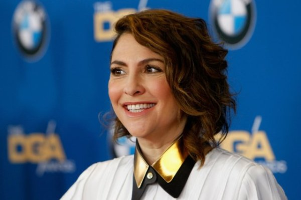 A diretora e criadora da série Transparent, Jill Soloway (photo by imdb.com)
