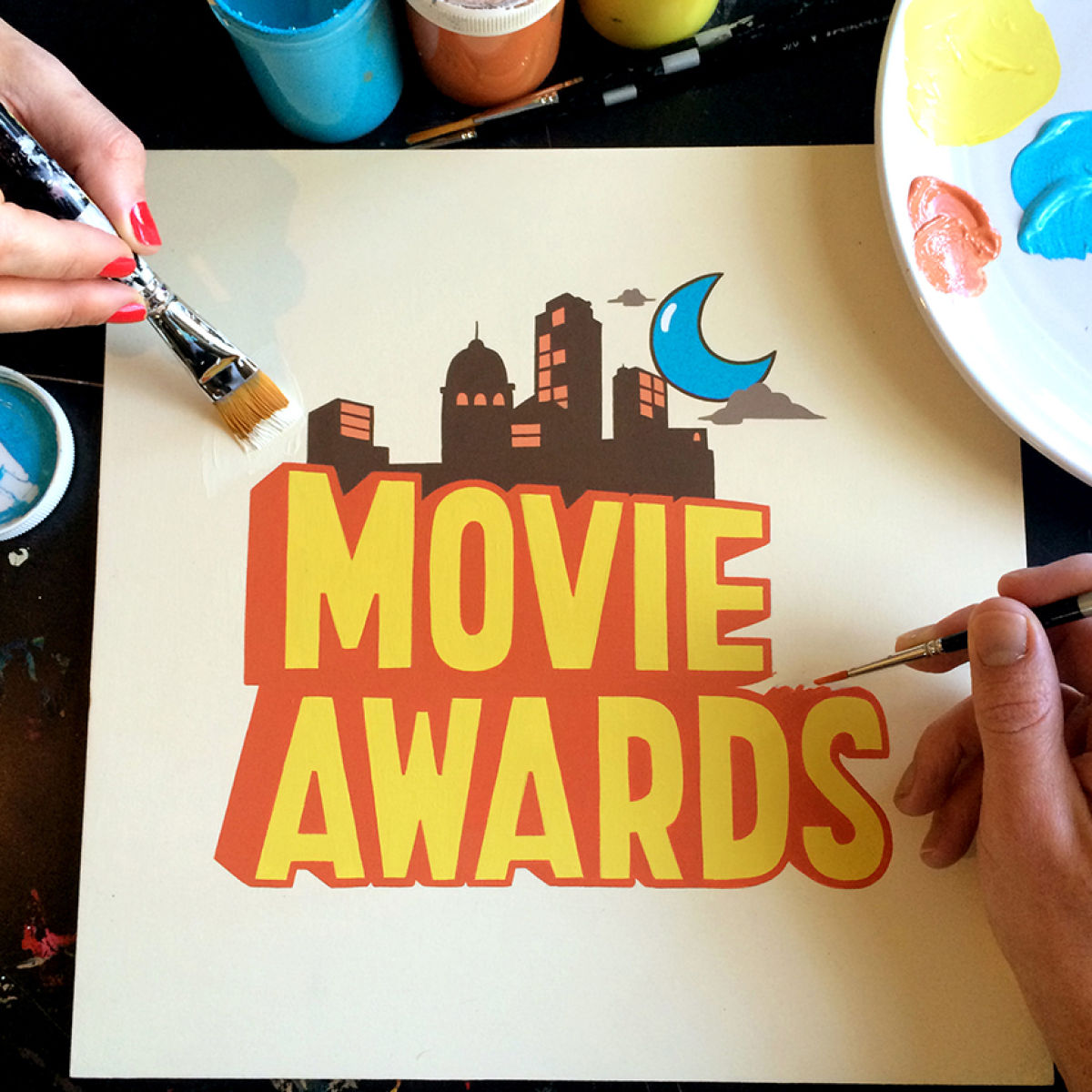 Novo logo do MTV Movie Awards (photo by mtv.com)