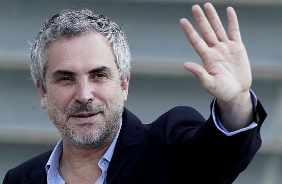O presidente do júri Alfonso Cuarón (photo by cineuropa.org)
