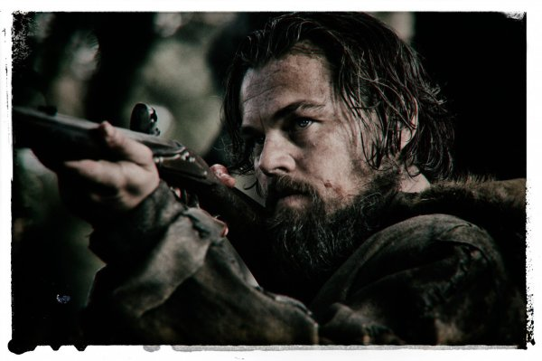 Leonardo DiCaprio em cena de O Regresso (photo by outnow.ch)