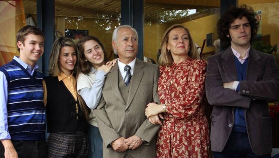 O Clã Puccio, retratado no filme El Clan, de Pablo Trapero, vencedor do Leão de Prata (photo by adorocinema.com)