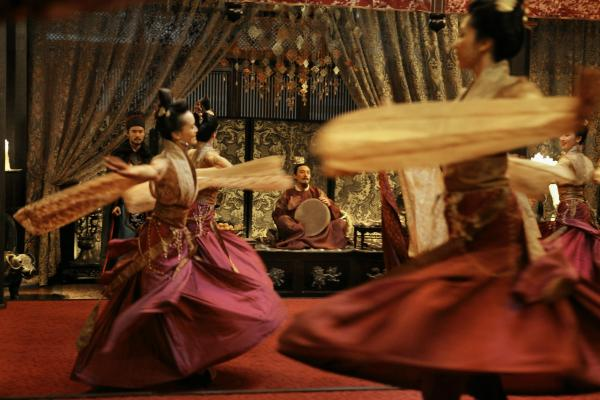 Bela cena de The Assassin, de Hou Hsiao-Hsien (photo by cine.gr)