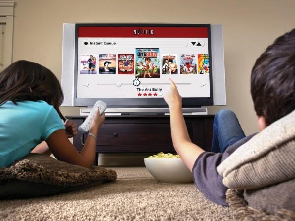 O crescimento do Netflix e de outras plataformas de streaming foi enorme em 2015 (photo by canatech.com.br)