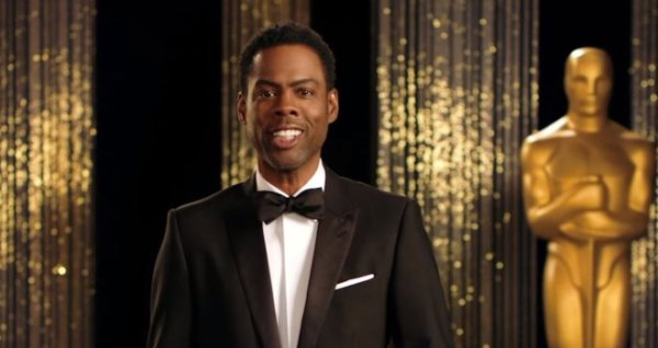 Host do Oscar 2016: Chris Rock (photo by moviefone.com)
