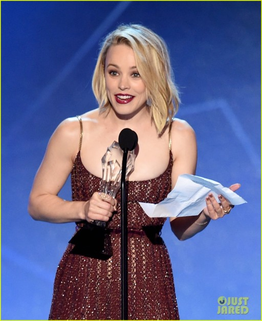 The 21st Annual Critics' Choice Awards - Show