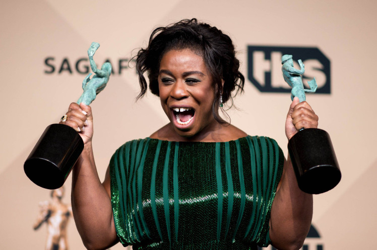 Uzo Aduba Orange SAG