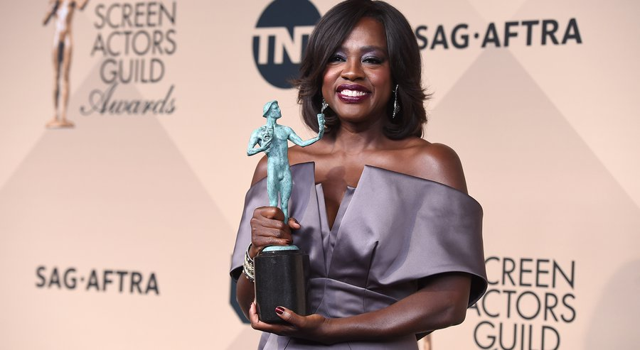 Viola Davis SAG How to geat away