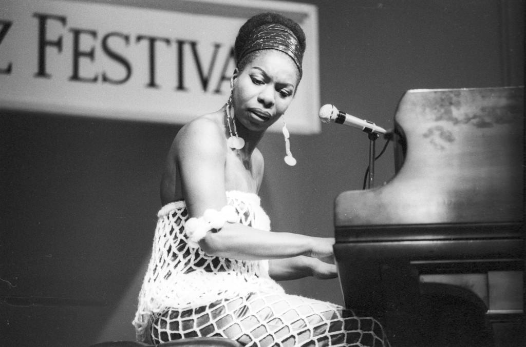 What Happened, Miss Simone?, que aborda a vida da cantora Nina Simone, concorre como Documentário (photo by cine.gr)