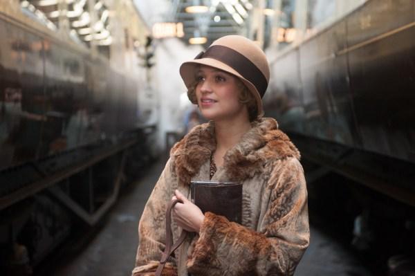 Alicia Vikander em A Garota Dinamarquesa (photo by cine.gr)